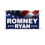 Romney Ryan Banner