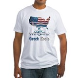 Greek Fitted Light T-Shirts