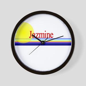 Jazmine Wall Clock