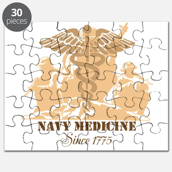 Navy Medicine Since 1775 Puzzle