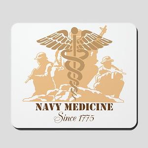 Navy Medicine Since 1775 Mousepad