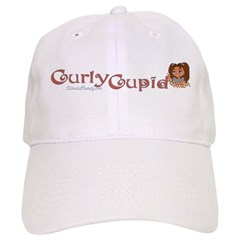 Curly Cupid Baseball Cap