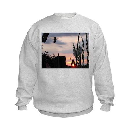 Hummer Angel Kids Sweatshirt