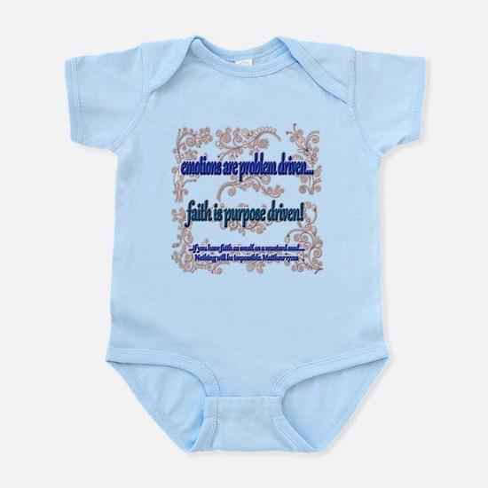 Driven Infant Bodysuit