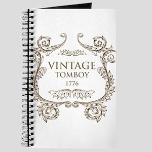 Vintage Tomboy 1776 Journal