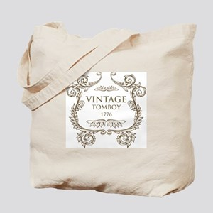 Vintage Tomboy 1776 Tote Bag
