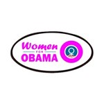 Women for Obama Pink Patches