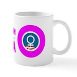 Women for Obama Pink Mug