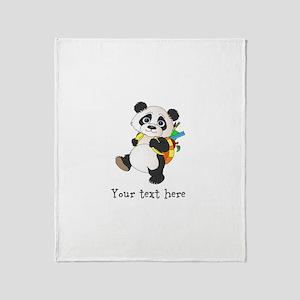 Personalize It - Panda Bear backpack Stadium Blan