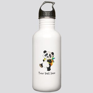 Personalize It - Panda Bear backpack Stainless Wat