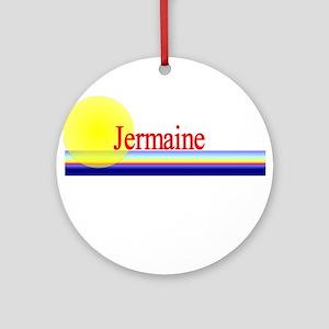 Jermaine Ornament (Round)