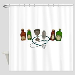 AlternativeMedicine090409 Shower Curtain