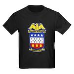 USS JONAS INGRAM Kids Dark T-Shirt