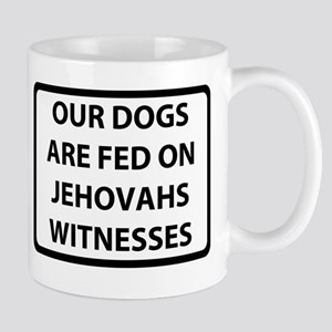 Jehovah's Witnesses Mug