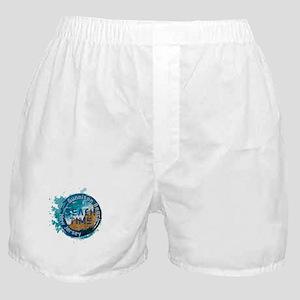 New Jersey - Gunnison Beach Boxer Shorts