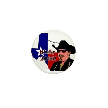 Texas Governor '06 Mini Button (100 pack)