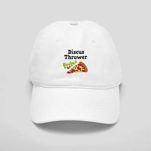 Discus Thrower Pizza Cap