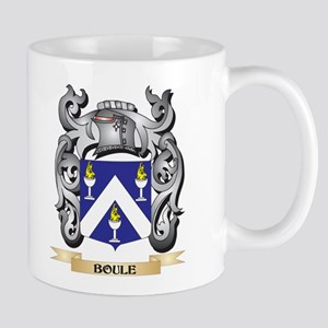 Boule Family Crest - Boule Coat of Arms Mugs