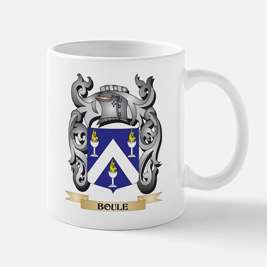 Boule Family Crest - Boule Coat of Arms Mugs