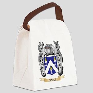 Boule Family Crest - Boule Coat o Canvas Lunch Bag