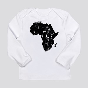 Africa Long Sleeve Infant T-Shirt