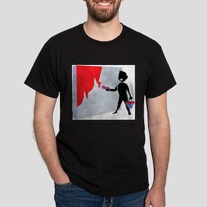 Painting Dark T-Shirt