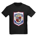 USS JOSEPH STRAUSS Kids Dark T-Shirt