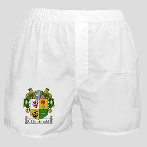 McDonald Coat of Arms Boxer Shorts