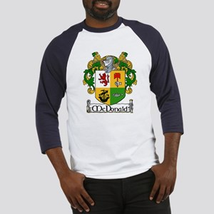McDonald Coat of Arms Baseball Jersey