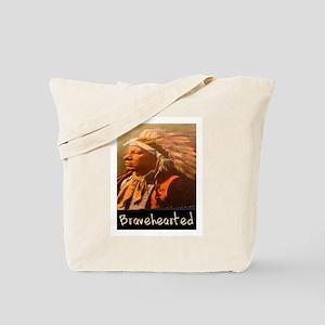 BRAVEHEARTED Tote Bag