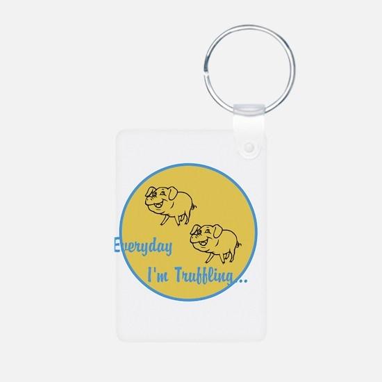 Truffling Keychains