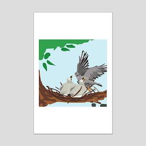 Bird Mini Poster Print
