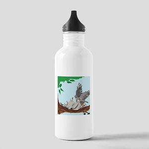 Bird Stainless Water Bottle 1.0L