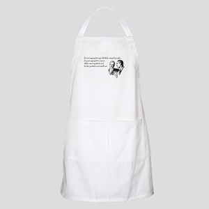 Warning Labels... Apron