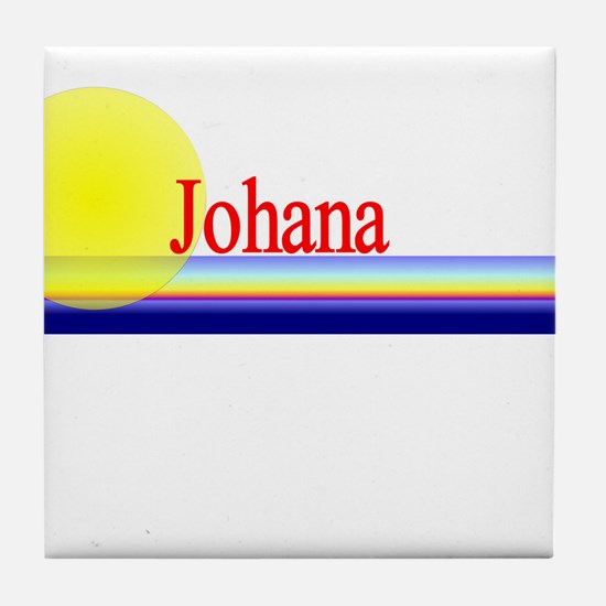 Johana Tile Coaster