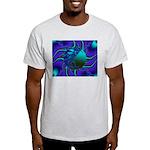 Celestial Sphere Ash Grey T-Shirt
