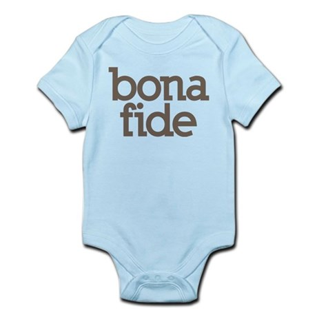 bona fide Infant Bodysuit