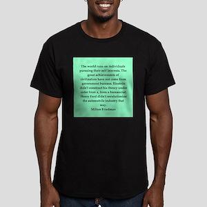25 Men's Fitted T-Shirt (dark)