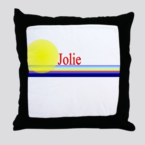 Jolie Throw Pillow