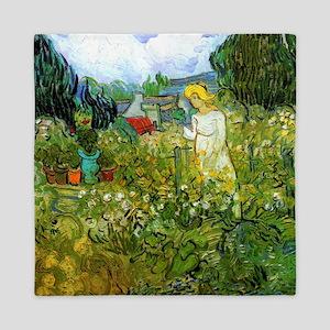 Van Gogh Marguerite Gachet in the Garden Queen Duv