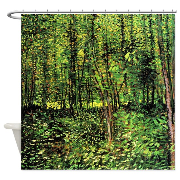 Floral Shower Curtains | CafePress