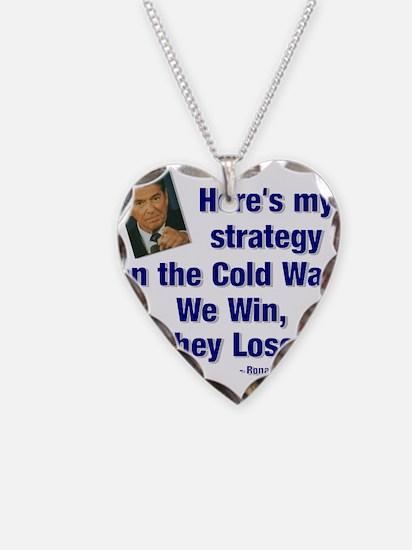 Reagan cold war.png Necklace
