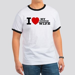 I love my Coupon Wife Ringer T