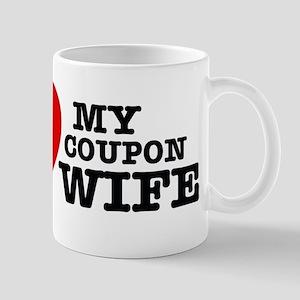 I love my Coupon Wife Mug