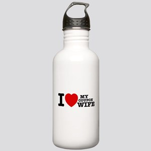 I love my Coupon Wife Stainless Water Bottle 1.0L