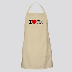 I love my Coupon Wife Apron