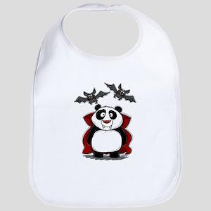 Vampire Panda Bib