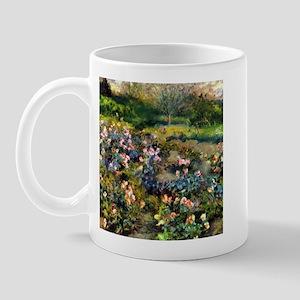 Renoir Rose Grove Mug