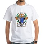 Hand Coat of Arms White T-Shirt