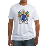 Hand Coat of Arms Fitted T-Shirt